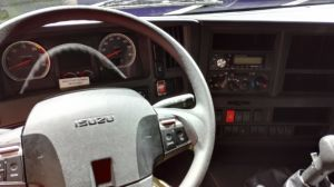 Isuzu Giga 4X2 Van Truck pictures & photos