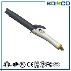 China Factory Auto Ceramic Hair Iron Curler A126 pictures & photos