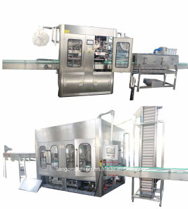 Automatic Reverse Osmosis Drinking Water Bottling Filling Machine Factory Plant for Pet Bottle pictures & photos