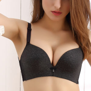 Fashion Ladies Shaper Lace Bra pictures & photos