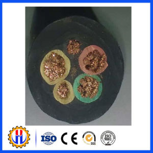 450/750V Rubber Insulated Flexible Cable/VDE Super Flexible Rubber Cable pictures & photos
