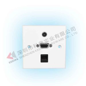 The Wall Outlet Socket and/or Table Outlet Socket pictures & photos