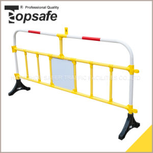 Robust and Economical Plastic Pedestrian Barrier (S-1640) pictures & photos