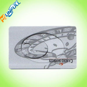 Cr80 Plastic Membership Loyalty PVC Card pictures & photos