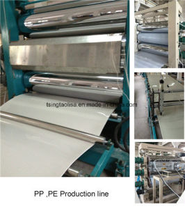 PP PE Plastic Board Extruder Production Line pictures & photos