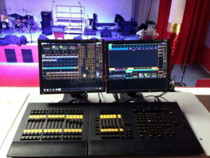 Grand Ma Fader Wing Stage Light Console Stage Equipment DMX Controller pictures & photos