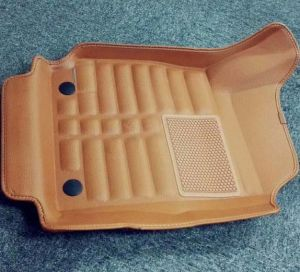 Car Mats Full Surround All in One Piece Compression Mold XPE Carpet