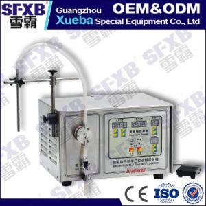 Sf-2-1 Semi Automatic Iwaki Pump Liquid Filling Machine pictures & photos