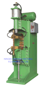 High Speed of Wire Mesh Spot and Projection Welding Machine to Process The Metal Plate pictures & photos