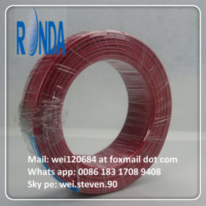 PVC Insulated Copper Flat Flexible Electrical Building Wire Electric Wire pictures & photos