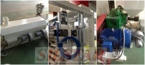 Double-Heads Plastic Film Blowing Machine (GBC-600) pictures & photos