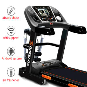 Touch Screen Treadmill pictures & photos