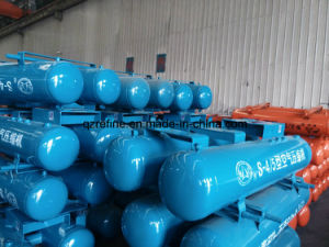 Kaishan High Pressure 7bar/100psi Belt Connect Air Compressor for Mining Use W-1.8/7 pictures & photos