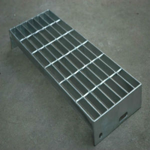 Different Types of Galvanized Gratings for Stair Treads pictures & photos
