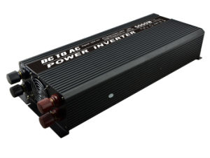 Modified Sine Wave Power Inverter 12V 220V 5000W pictures & photos