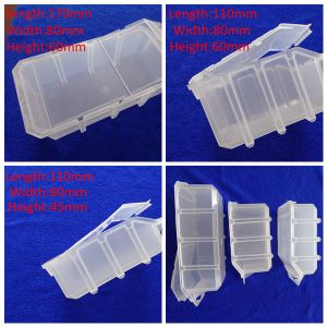 Plastic Container for Loading Screw pictures & photos