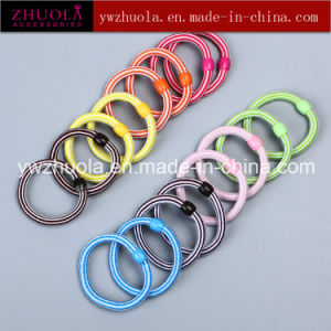Elastic Hair Ring for Kids Wholesale pictures & photos