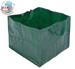 Square Heavy Duty Leaf Collection Garden Bag pictures & photos