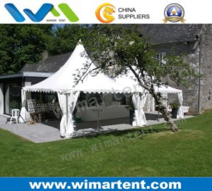 5mx10m Double Roof Spring Top Tent for Wedding Events pictures & photos