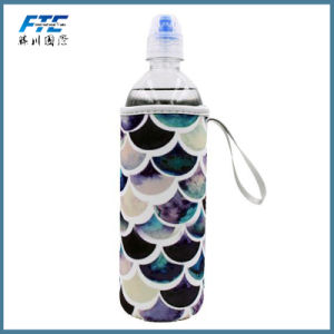 Colorful Neoprene Water Bottle Holder with Handle pictures & photos