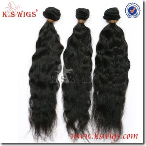 100% Virgin Human Hair Eextension Weft pictures & photos