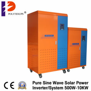 3000W/5000va 48VDC Built-in Pure Sine Wave Inverter/Battery/Controller Solar System pictures & photos