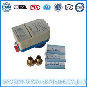 IC Card Prepaid Water Meter for Residential Useage pictures & photos