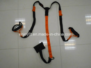 Ultimate Bodyweight Trainer - Suspension Straps - Similar to Bands - Best Home Gy