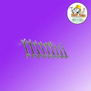 9 PCS Drop Forged Combination Wrench Set