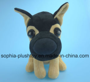 20cm Big Nose Plush Dog Toy pictures & photos
