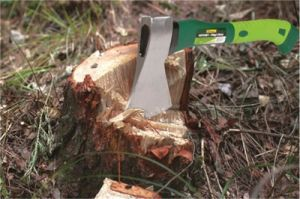 Hand Tools Hatchet Woodworking F/G Shaft Chopper Axe Ax OEM pictures & photos