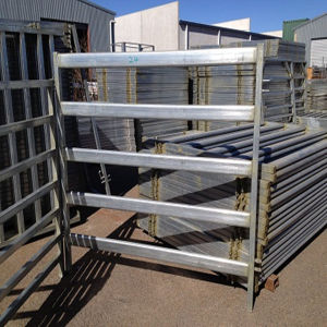Temporary Cattle Fence Panels (AS-6356/professional) pictures & photos