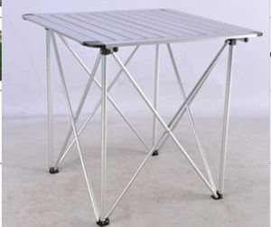 Aluminum Folding Table for Camping (ET130-3) pictures & photos