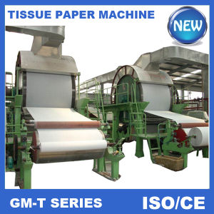 787 Tissue Toilet Paper Machinery, Handkerchief Tissue Making Machines pictures & photos