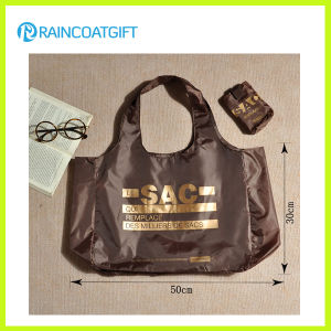 Foldable Nylon/Polyester Market Shopping Bag (RG1102-06) pictures & photos