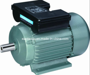 Cscr Single Phase Capacitor Start and Capacitor Run Electric Motors pictures & photos