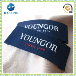 2016 Wholesale Professional Custom Woven Clothes Label Brand Name Clothes Label (JP-CL080) pictures & photos