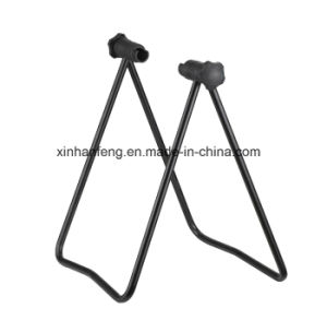Steel Foldable Bicycle Wheel Floor Stand for Bike (HDS-018) pictures & photos