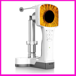 China Ophthalmic Equipment, Portable Digital Slit Lamp pictures & photos