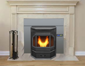 13kw Big Power Insert Type Pellet Fireplace with Automatic Feeding and Ignite (NB-PA INSERT) pictures & photos