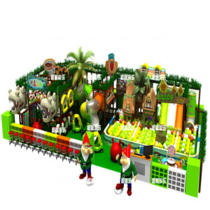 Forest Tree Roof Children Play Sets Indoor Playground pictures & photos