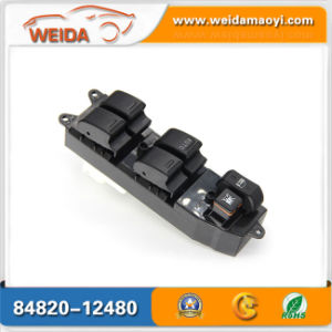 Power Window Master Switch for Toyota Corolla Zze122 84820-12480