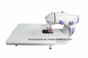 Household Mini Sewing Machine (Htj-201) pictures & photos