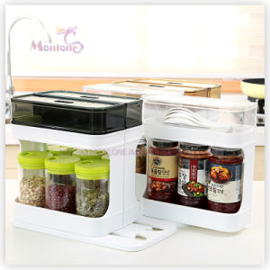 Multifunctional Spice Jar/Bottle Holder Organizer for Storage pictures & photos