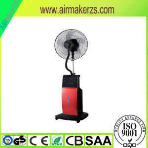 16′′ Water Mist Standing Fan for Home Use pictures & photos