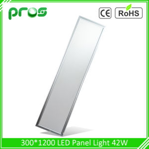 42W LED Light Panel 300*1200mm, Ultra Slim Panel Light pictures & photos