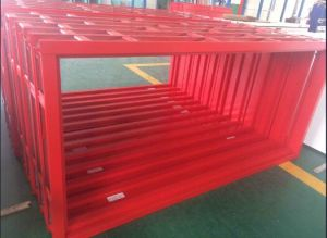 UL Steel Listed Fireproof Door Frame