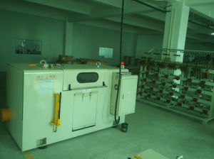 Copper Wire Intertwist Bunching Machine pictures & photos