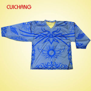 Custom Sublimation Ice Hockey Jersey pictures & photos
