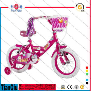 "Lovely 12""Children Bicycle Kids Bike Baby Cycle with Training Wheel pictures & photos"